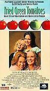 Fried Green Tomatoes VHS