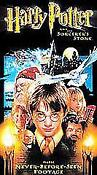 Harry Potter and The Sorcerers Stone VHS