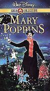 Mary Poppins Gold Collection VHS