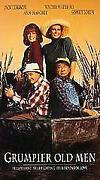 Grumpier Old Men VHS