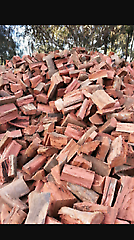 Jarrah fire bush wood bags, trailer loads, truck loads