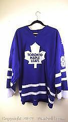 MAPLE LEAFS MOGILNY JERSEY