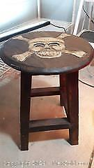 Pirate Stool