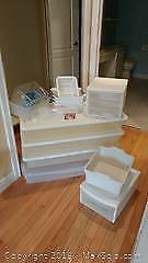 Under Bed Storage Boxes and Other Bins
