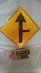 Sign, Metal, Ford Mustang Magazine And More