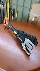 Worx jawsaw/ chainsaw with extension pole Pearce Woden Valley Preview
