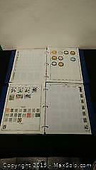 2 Binders of Stamps Oman and Qatar ...W