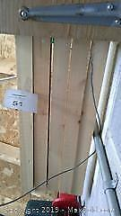 quantity of 5, 2 x 2 x 8 foot knotty white pine boards. new.