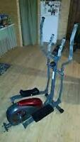 Free Spirit 583 Elliptical Trainer
