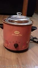 Slow Cooker by Sunbeam.