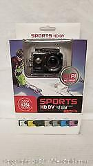 1080p Wifi HD Water Resistant Sports Camera - New