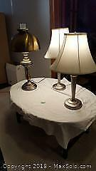 Vintage Lamp and 2 more A
