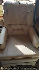 Upholstered Chair C