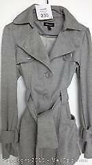 Womans gray Seduction brand spring jacket (size Xs-small)