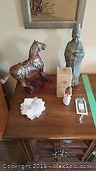 Asian Decor, Willow Tree Figure and More