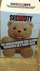 Rabbit Systems Security Bear Car Alarm New