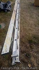 Aluminum Extension Ladder B