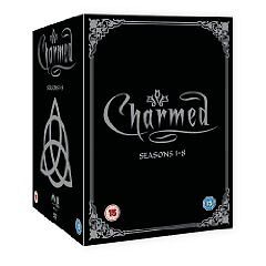 Charmed Complete Series 1-8: NEW DVD BOX SET
