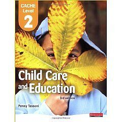 CACHE Level 2 in Child Care & Education: Student Book by Penny Tassoni
