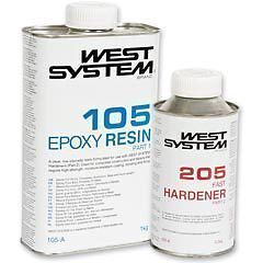 WEST-SYSTEM-A-PACK-105-EPOXY-RESIN-205-HARDENER-1-2KG-BOAT-REPAIRS