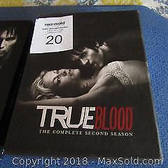 DVD's - TRUE BLOOD, SECOND SEASON