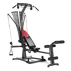 Upgraded BowFleX EliTe 310 Pounds gym weights exercise