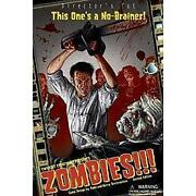Zombies Board Game