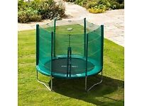 New 10ft trampoline enclosure net