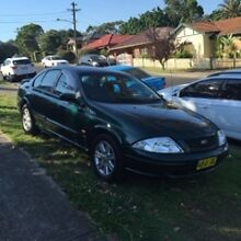 2001 Ford Falcon AU series 2 Sedan, Automatic Ryde Ryde Area Preview