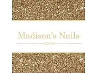 Madison's Nails ~ Nail Technician ~ FB/Madisonsnailsx