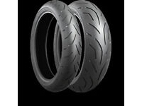 Brand new and Sealed Front and Rear, Motorbike Bridgestone S20 Evo tyres
