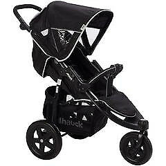 Hauck Viper Stroller with rain cover