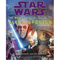 Star Wars the New Essential Guide to Alien Species (Sta - Lewis, Ann Marg NEW Pa
