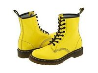 Brand New DR MARTENS size 6