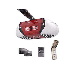 Craftsman garage door opener 1/2 hp