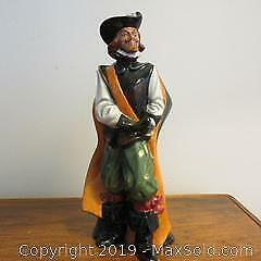 Royal Doulton The Cavalier figurine HN 2716.