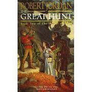 Robert Jordan The Great Hunt