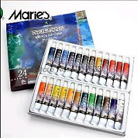 Marie's Brand Oil Paint No.o-2024