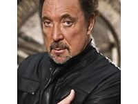 Tom Jones Cannock Chase 9th July 2 Tickets
