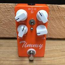 Timmy Overdrive Guitar Pedal Moorooka Brisbane South West Preview