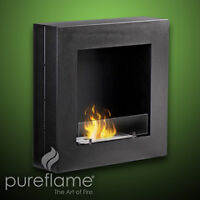 NEW ULC ETHANOL FIREPLACES-NO VENTING REQ'D FREE DELIVERY