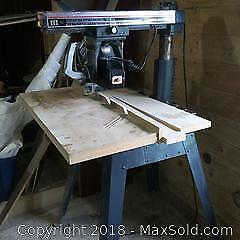 Radial Saw