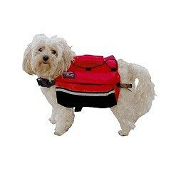 Kyjen Outward Hound Dog Backpack / Saddle Bags – size Small