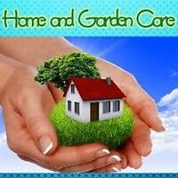 Love your home and garden nice and tidy but short on time?