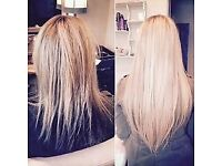 PRO HAIR EXTENSIONS FITTING FROM ONLY £30!! *XMAS SPECIAL!*