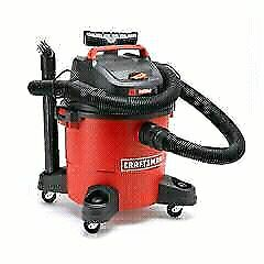 Like new used once craftsman 6 gallon shop vaccuum and blower