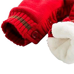 Winter Baby Warm Thick Knitted Sweater