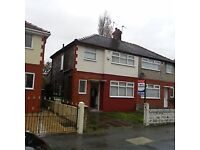 3 bed semi, Netherton, L30 1RD, gardens, fit kit, gch, dg, unfurn, pking, combi boiler, pop location