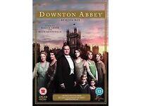 Downton Abbey Series 1 DVD - still sealed in box