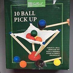 10 ball pick up